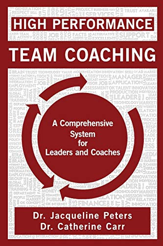 9781460225677: High Performance Team Coaching