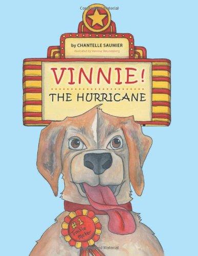 9781460230978: Vinnie! the Hurricane