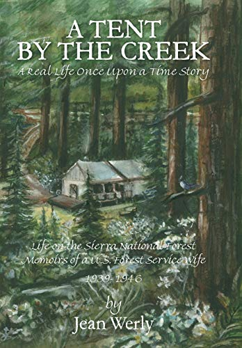 9781460233009: A Tent by the Creek - A Real Life Once Upon a Time Story