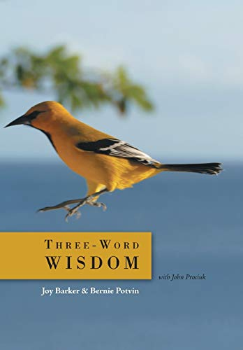 9781460271568: Three-Word Wisdom