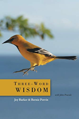 9781460271575: Three-Word Wisdom