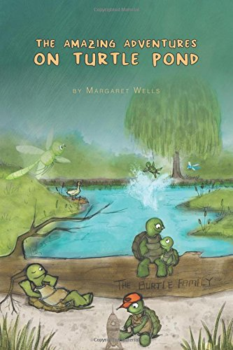 9781460273456: The Amazing Adventures on Turtle Pond