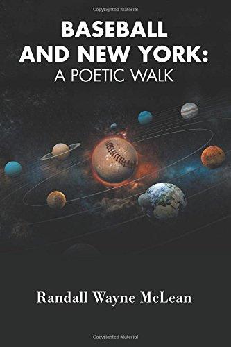 9781460275757: Baseball and New York: A Poetic Walk