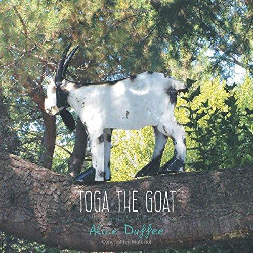 9781460283226: Toga the Goat