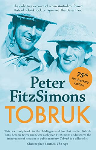 9781460751916: Tobruk 75th Anniversary Edition