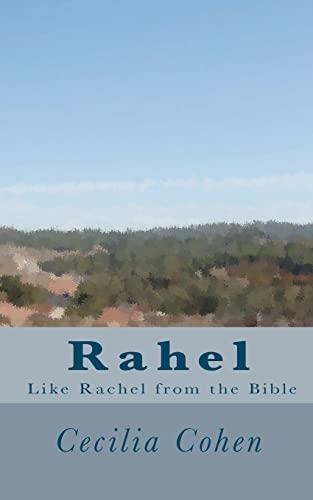 9781460906347: Rahel, like Rachel from the Bible