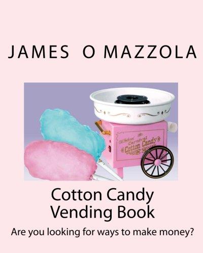 9781460908914: Cotton Candy Vending Book