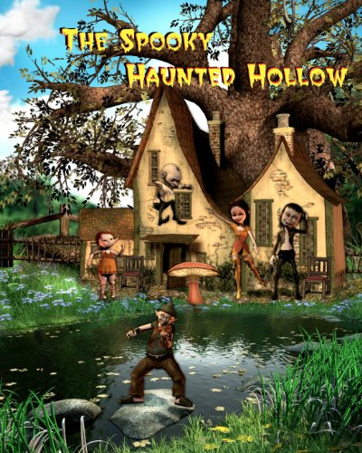 9781460909652: The Spooky Haunted Hollow