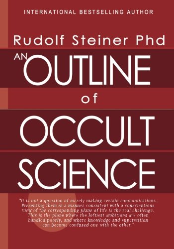 9781460936375: An Outline of Occult Science
