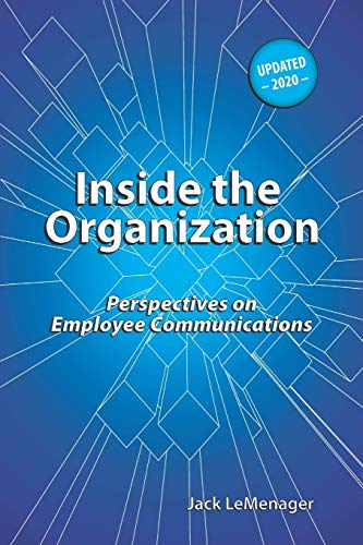 9781460940693: Inside The Organization: Perspectives On Employee Communications