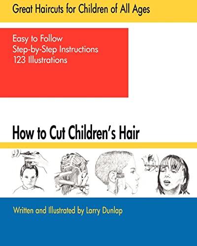 9781460941386: How to Cut Children's Hair