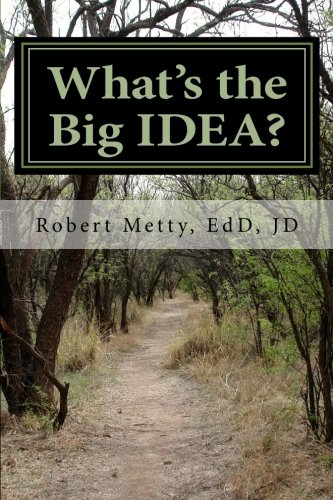 What's the Big IDEA?: A Guide to Understanding Special Education: Metty Jr., Dr. Robert J