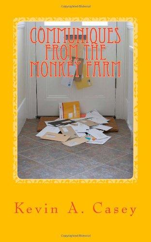 9781460958681: Communiques From The Monkey Farm: Short Stories