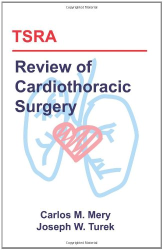 9781460967515: TSRA Review of Cardiothoracic Surgery