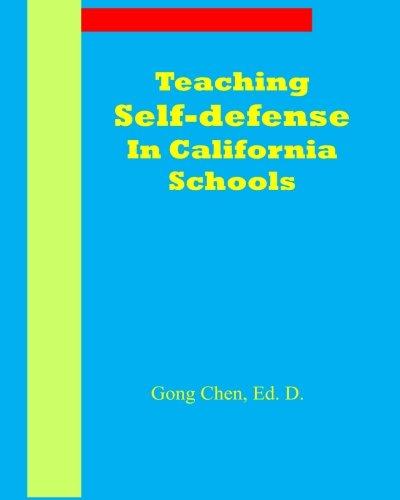 9781460976760: Teaching Self-defense in California Schools