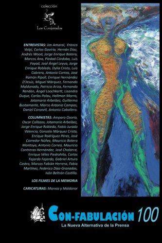 Con-Fabulación 100 (Spanish Edition): Gonzalo Márquez Cristo;