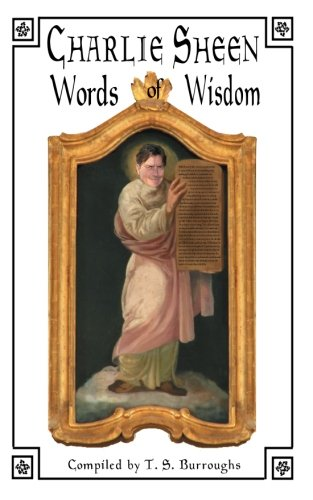 9781460984925: Charlie Sheen: Words of Wisdom