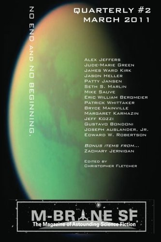 M-Brane SF Quarterly #2 March 2011: Fletcher, Christopher; Jeffers,