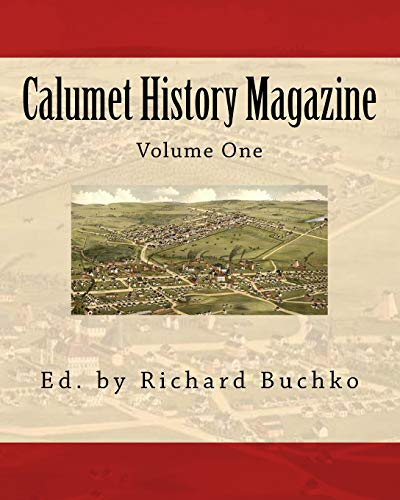 Calumet History Magazine: Buchko, Richard