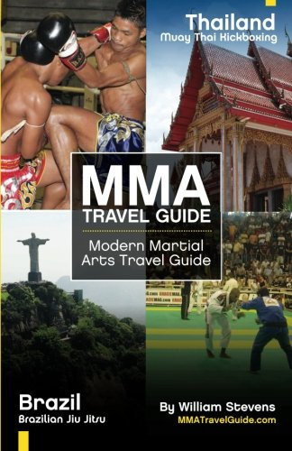 9781461012276: MMA Travel Guide Modern Martial Arts Travel Guide