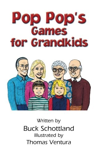 9781461015116: Pop Pop's Games For Grandkids