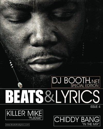 9781461022503: Beats and Lyrics Magazine, Issue 4