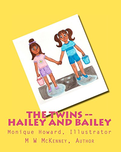 9781461048206: THE TWINS (Hailey and Bailey): (Go fishing with their grandma)