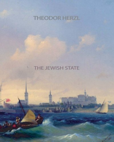 The Jewish State (9781461068105) by Theodor Herzl