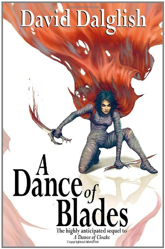 9781461093923: A Dance of Blades: Shadowdance Trilogy, Book 2