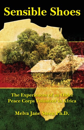 9781461095880: Sensible Shoes: The Experiences of an Older Peace Corps Volunteer in Africa