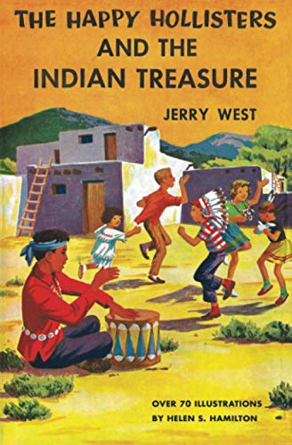 9781461098867: The Happy Hollisters and the Indian Treasure (Volume 4)