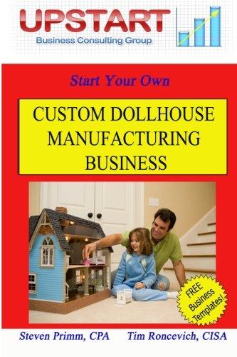 9781461104711: Custom Dollhouse Manufacturing Business