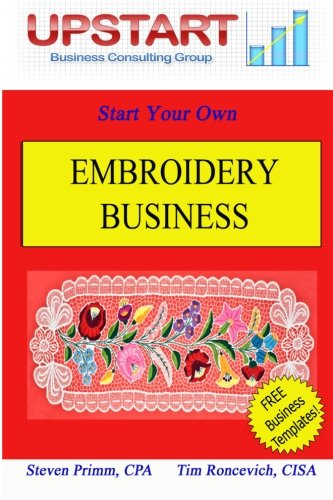 9781461104971: Embroidery Business