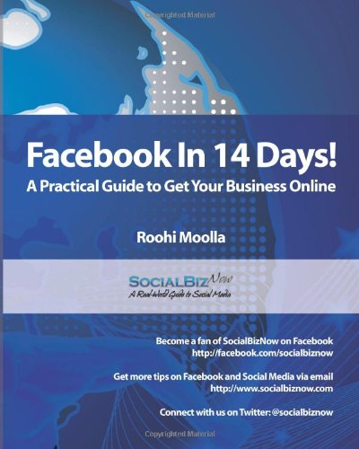 9781461106906: Facebook in 14 Days! A Practical Guide to Get Your Business Online