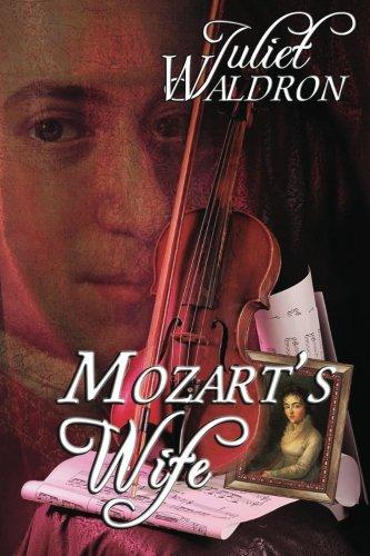 Mozart's Wife: Waldron, Juliet