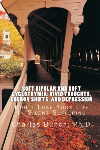 9781461112372: Soft Bipolar and Soft Cyclothymia: Vivid Thoughts, Energy Shifts, and Depression: Don't Lose Your Life In Silent Suffering