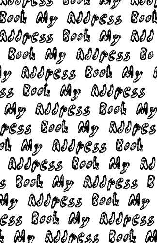 9781461126614: My Address Book