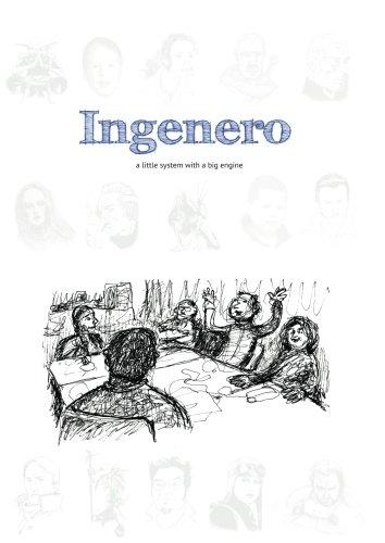 9781461134121: Ingenero: Dramatic, action-oriented roleplaying!