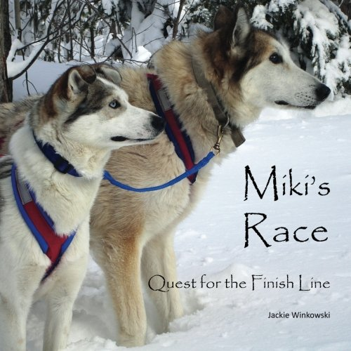 9781461141198: Miki's Race: Quest for the Finish Line