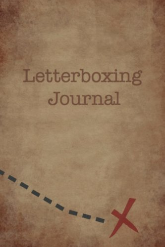 9781461141983: Letterboxing Journal