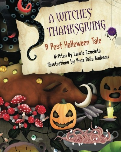 9781461146650: A Witches' Thanksgiving