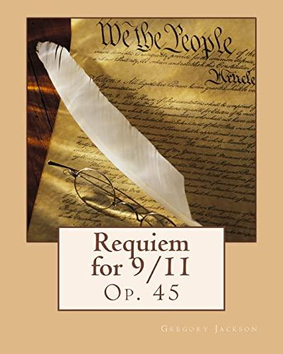9781461148944: Requiem for 9/11: Op. 45