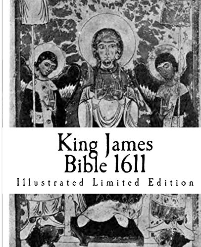 9781461149002: King James Bible 1611: Illustrated Limited Edition