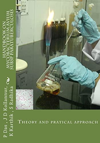 Handbook on Mycobacterium avium subspecies paratuberculosis (Volume: Das, Dr P