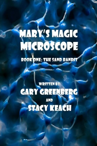 9781461155003: Mary's Magic Microscope: The Sand Bandit