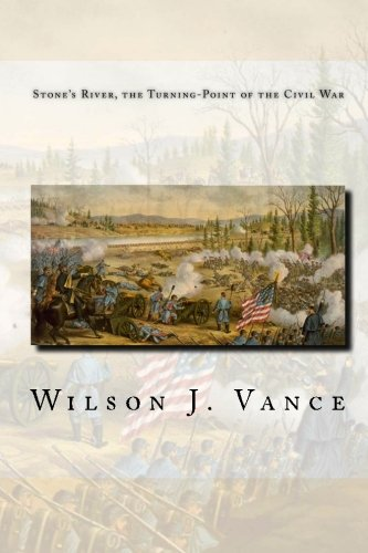 9781461155416: Stone's River, the Turning-Point of the Civil War