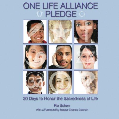 One Life Alliance Pledge : 30 Days: Kia Scherr