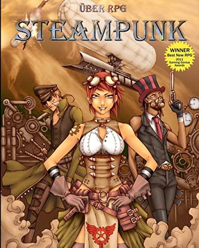 9781461163404: Über RPG: Steampunk