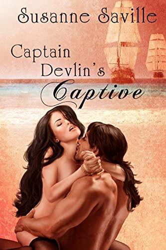 9781461164821: Captain Devlin's Captive