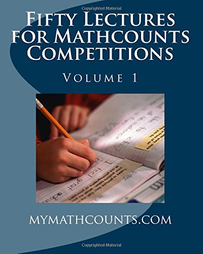 Fifty Lectures for Mathcounts Competitions (1): Chen, Jane, Chen,